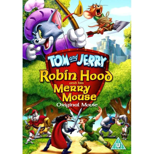 Tom And Jerry - Robin Hood And His Merry Mouse DVD