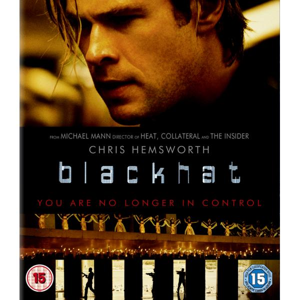 Blackhat Blu-Ray