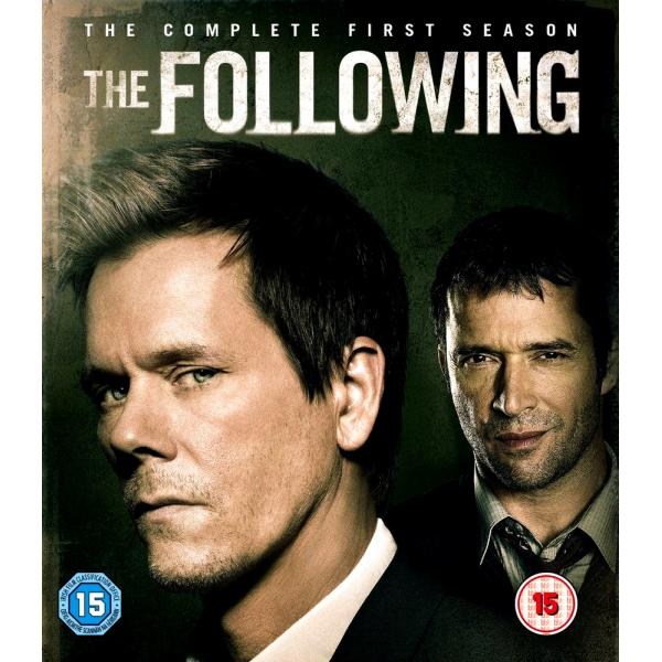 The Following Season 1 Blu-Ray