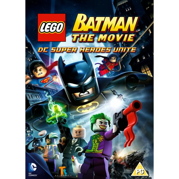 Lego Batman - The Movie DVD