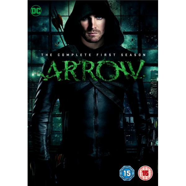 Arrow Season 1 DVD