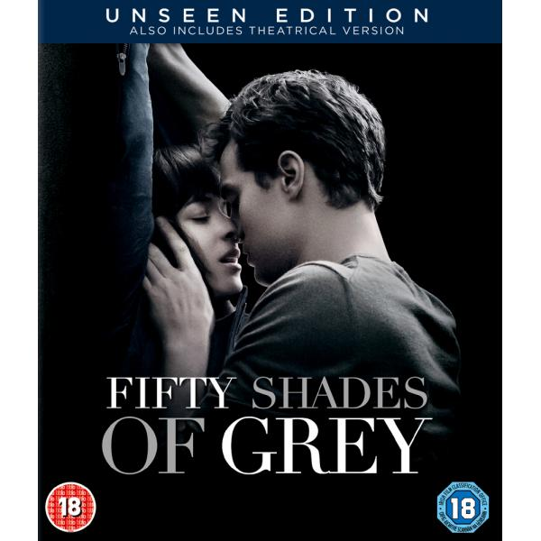 Fifty Shades Of Grey - The Unseen Edition Blu-Ray
