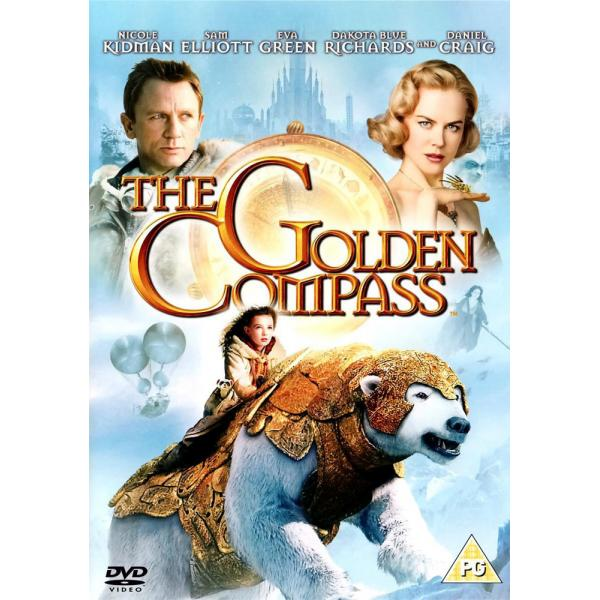 The Golden Compass DVD