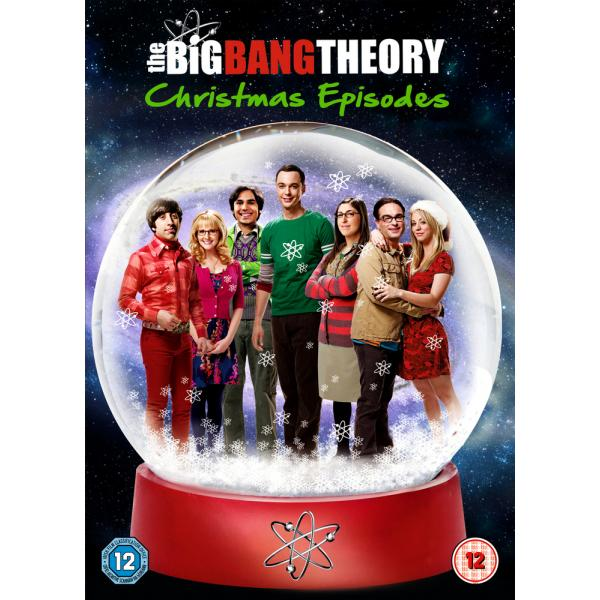 The Big Bang Theory - Christmas Episodes DVD