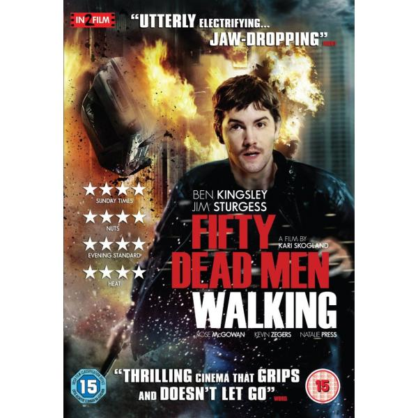 Fifty Dead Men Walking DVD