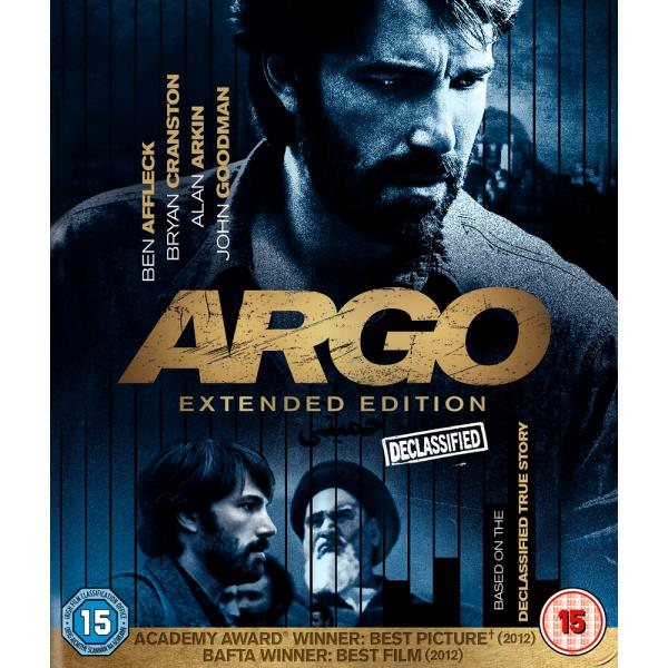 Argo - Extended Cut Blu-Ray