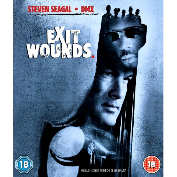 Exit Wounds Blu-Ray