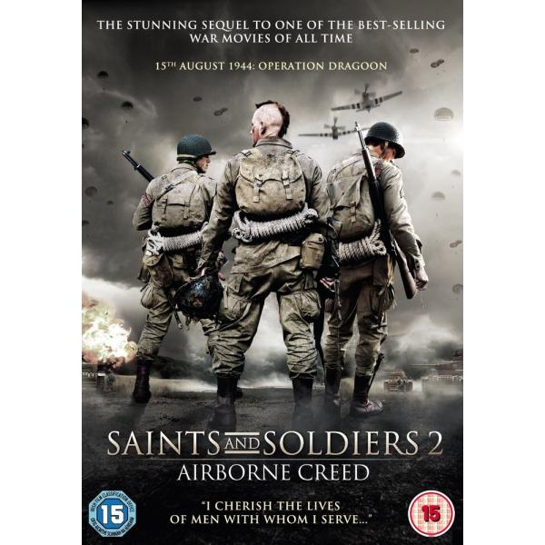 Saints & Soldiers 2 - Airborne Creed DVD