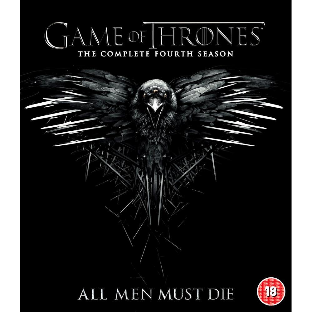 Game Of Thrones Blu Ray Staffel 4