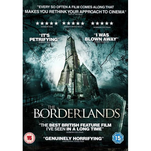 The Borderlands DVD