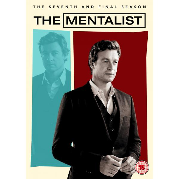 The Mentalist Season 7 DVD