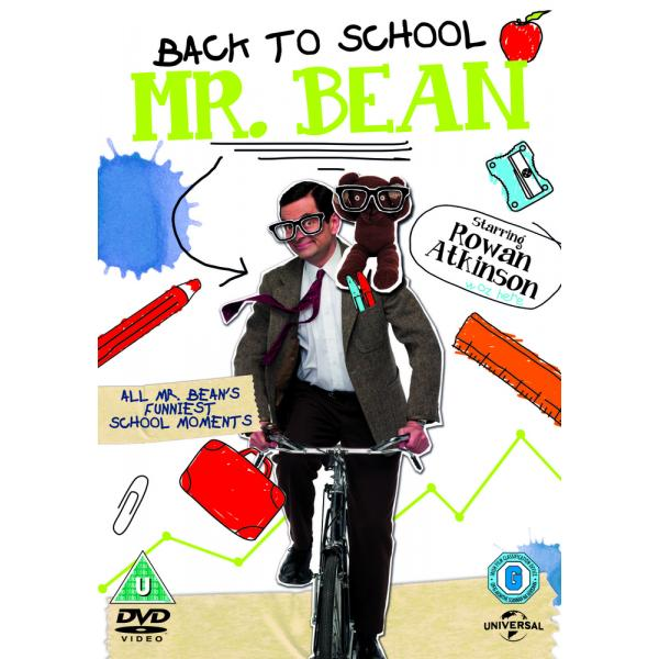 Mr Bean - Back To School DVD