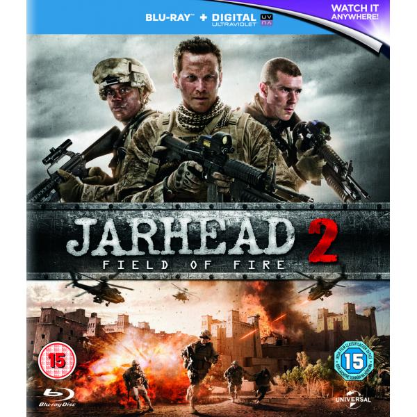 Jarhead 2 - Field Of Fire Blu-Ray