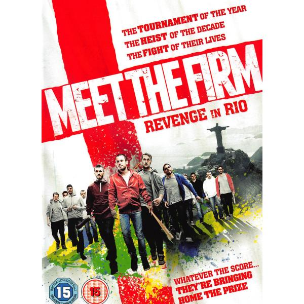 Meet The Firm - Revenge In Rio DVD