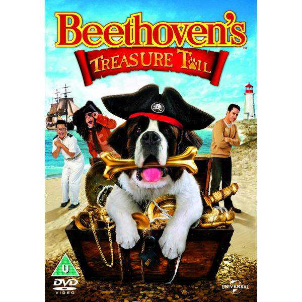 Beethovens Treasure Tail DVD