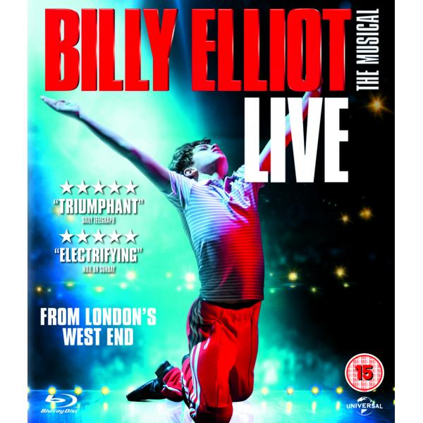Billy Elliot - The Musical Live Blu-Ray