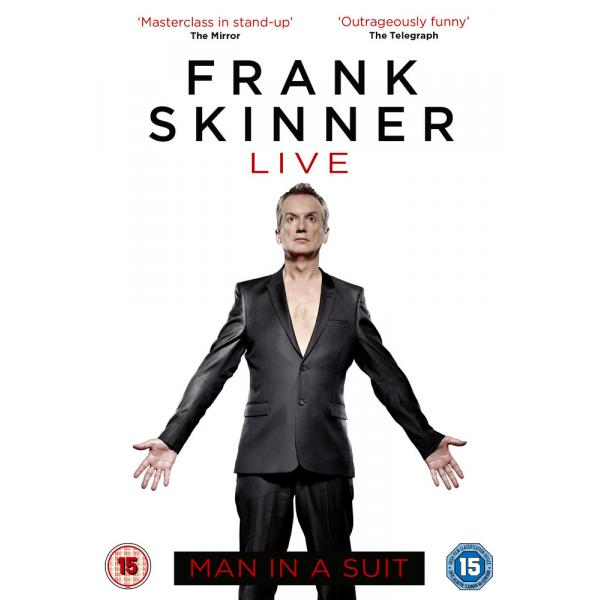 Frank Skinner Live - Man In A Suit DVD