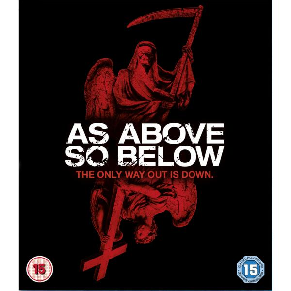 As Above So Below Blu-Ray