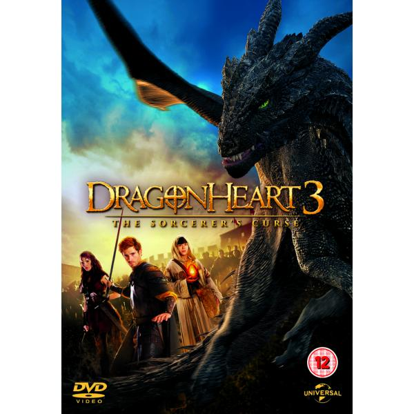 Dragonheart 3 - The Sorcerers Curse DVD