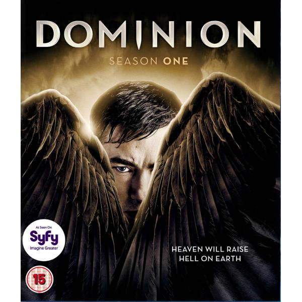 Dominion Season 1 Blu-Ray