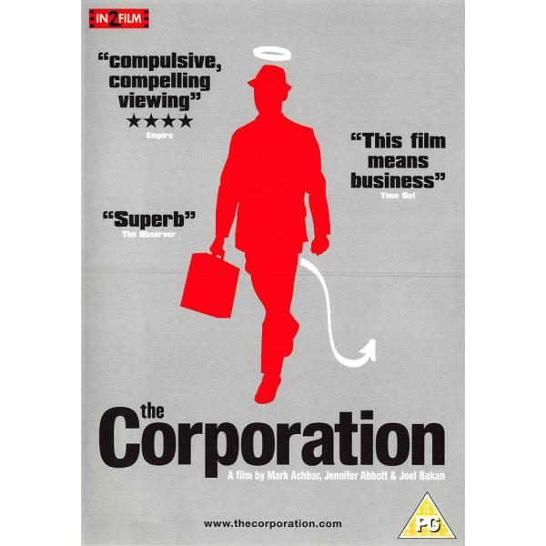 The Corporation DVD
