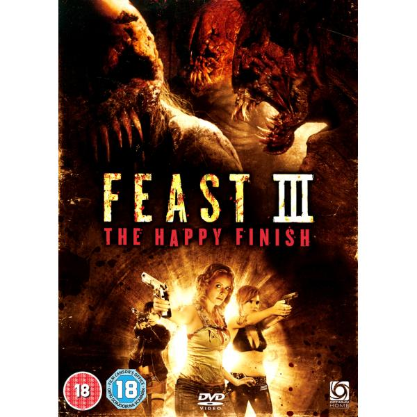 Feast 3 - The Happy Finish DVD