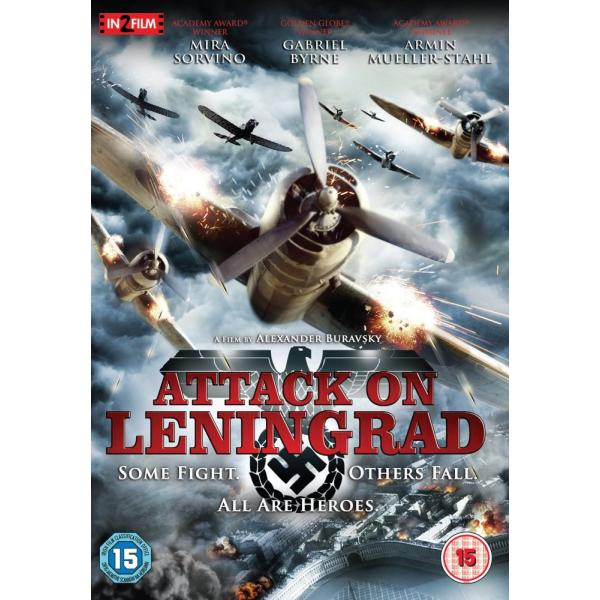 Attack On Leningrad DVD