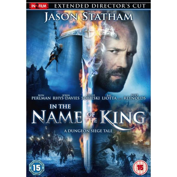 In The Name Of The King - A Dungeon Siege Tale - Extended Directors Cut DVD