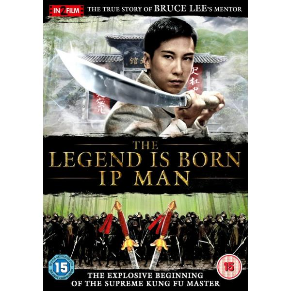 The Legend Is Born - IP Man DVD