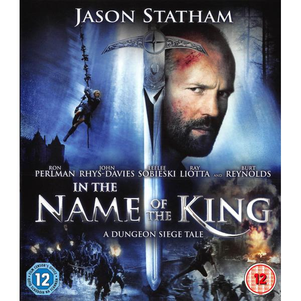 In The Name Of The King - A Dungeon Siege Tale Blu-Ray