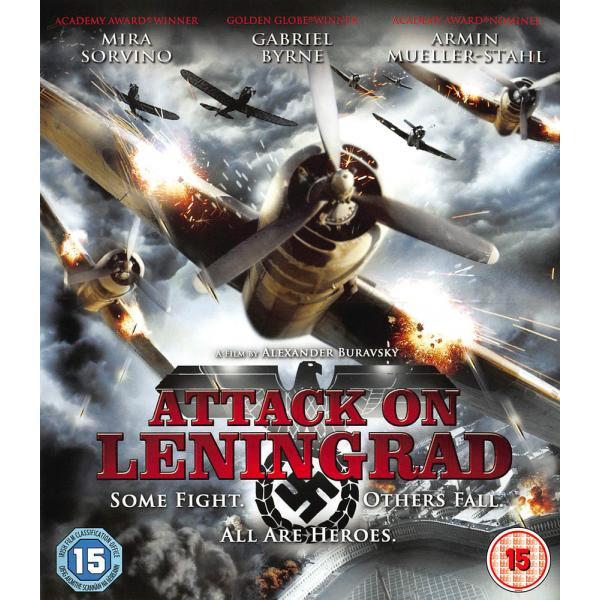 Attack On Leningrad Blu-Ray
