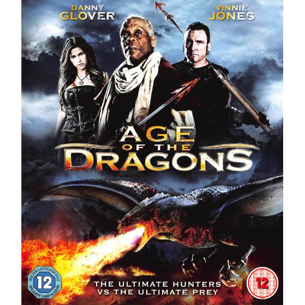Age Of The Dragons Blu-Ray