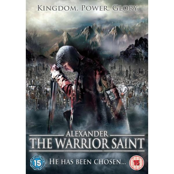 Alexander - The Warrior Saint DVD