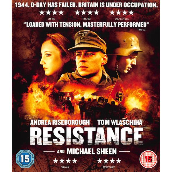 Resistance Blu-Ray