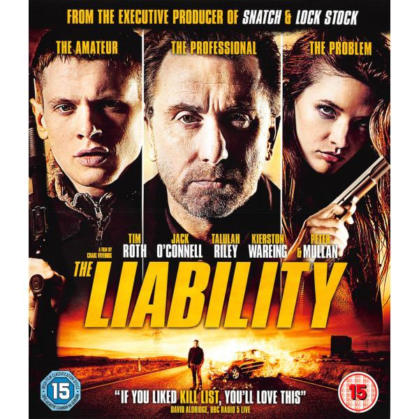 The Liability Blu-Ray