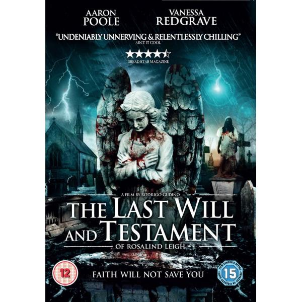 The Last Will And Testament Of Rosalind Leigh DVD