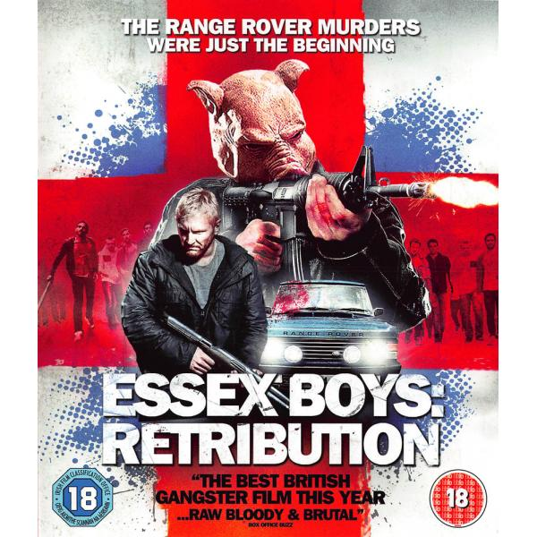 Essex Boys - Retribution Blu-Ray