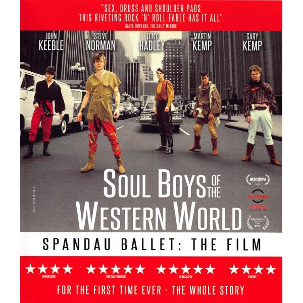 Spandau Ballet - Soul Boys Of The Western World Blu-Ray