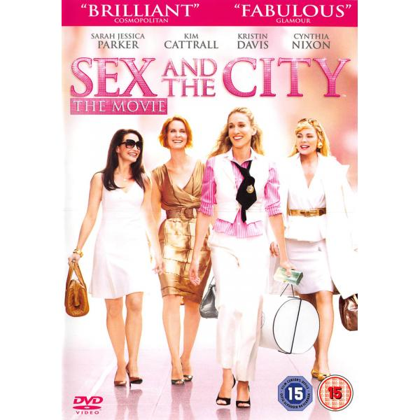 Sex And The City - The Movie DVD