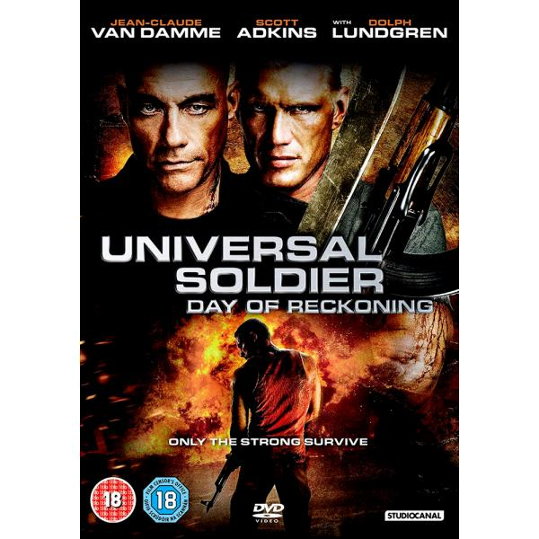 Universal Soldier - Day Of Reckoning DVD