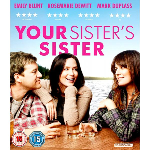 Your Sisters Sister Blu-Ray