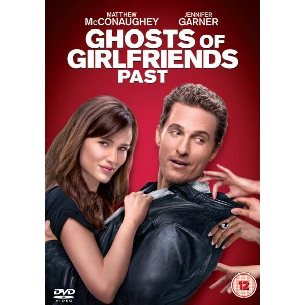 Ghosts of Girlfriends Past DVD