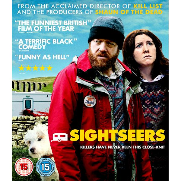 Sightseers Blu-Ray