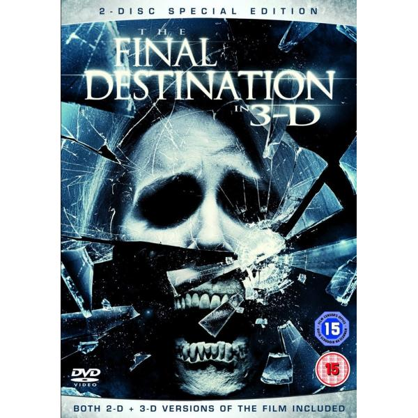 Final Destination 4 - The Final Destination DVD