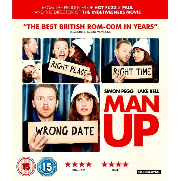 Man Up Blu-Ray
