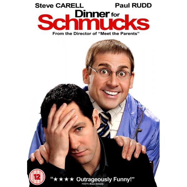 Dinner For Schmucks DVD