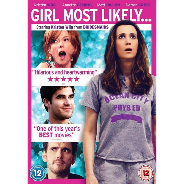 Girl Most Likely DVD