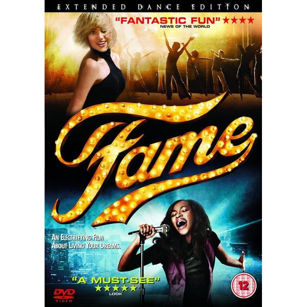 Fame - Extended Dance Edition DVD