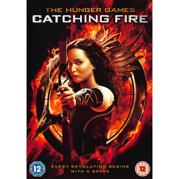 The Hunger Games - Catching Fire DVD