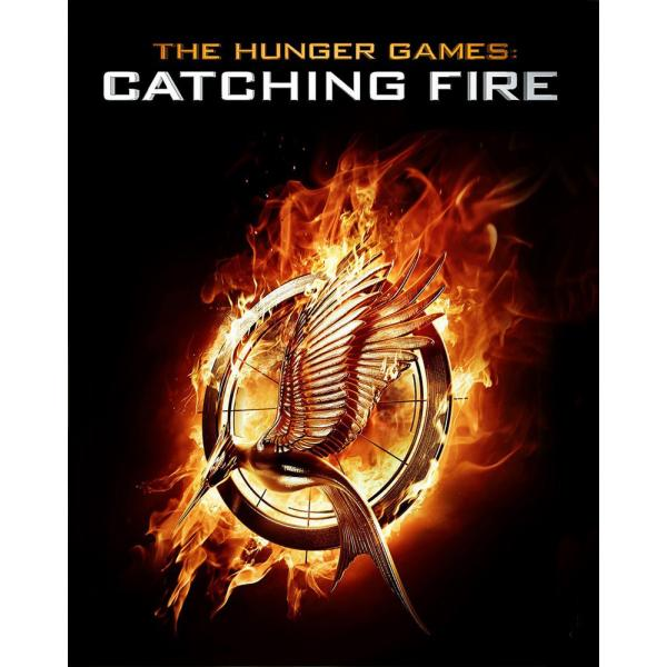 The Hunger Games - Catching Fire Steelbook Blu-Ray